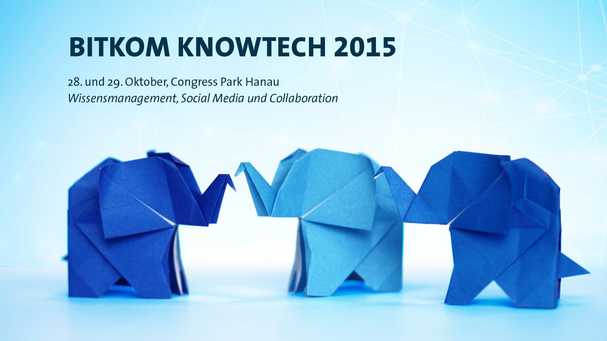 Knowtech '15 – Interaktive 3D-Montageanleitungen im Zeitalter von Industrie 4.0